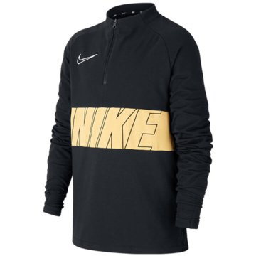 Nike SweatshirtsNike Dri-FIT Academy Big Kids' Soccer Drill Top - CJ9909-010 schwarz