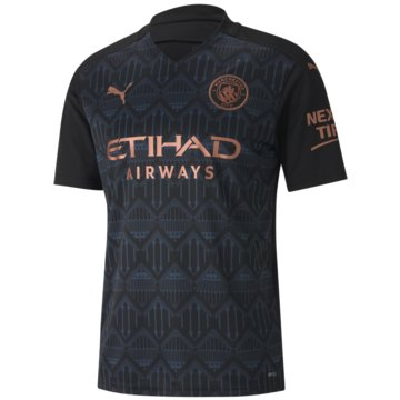 Puma Fan-TrikotsManchester City Replica Away Jersey 2020/2021 -