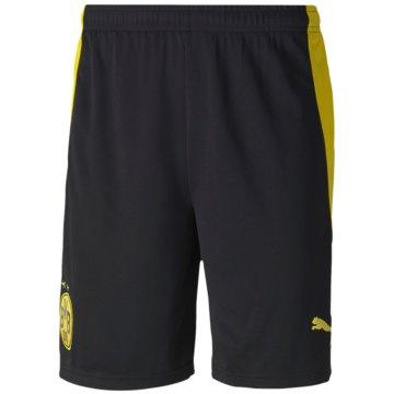 Puma FußballshortsBVB SHORTS REPLICA - 757175 schwarz
