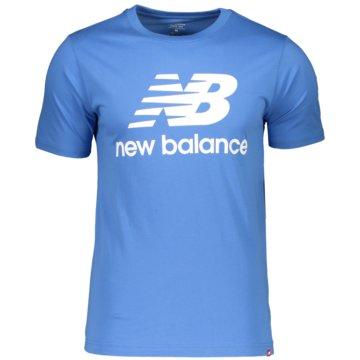 New Balance T-ShirtsMT01575 - 782320-60 blau