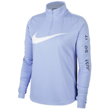 Nike SweatshirtsNike Women's 1/4-Zip Running Top - CK0175-569 -