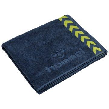 Hummel HandtücherLARGE TOWEL - 208805 blau