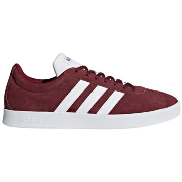adidas Sneaker LowVL COURT 2.0 - DA9855 rot