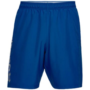 Under Armour kurze SporthosenSHORTS WOVEN GRAPHIC WORDMARK - 1320203 -