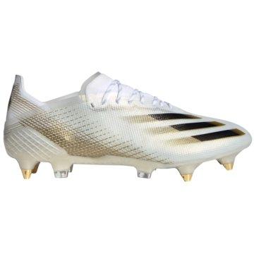 adidas Stollen-SohleX Ghosted.1 SG türkis
