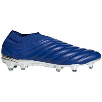 adidas Nocken-SohleCopa 20+ FG blau