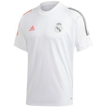 adidas FußballtrikotsREAL TR JSY - FQ7851 -