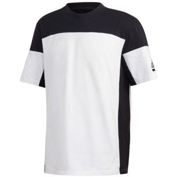 adidas T-ShirtsZ.N.E. Colorblock Tee -