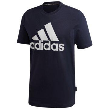 adidas T-ShirtsMH BOS TEE - FT0095 schwarz
