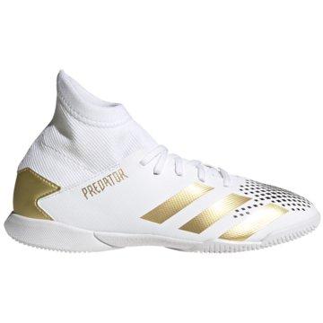 adidas Nocken-Sohle weiß