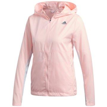 adidas Laufjacken & -westenJacke Own the Run - GC6867 rosa
