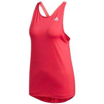 adidas TopsW D2M AOP TK - GD4642 pink