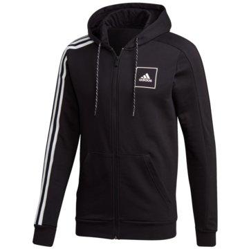 adidas HoodiesM 3S TAPE FZ - GK4788 -
