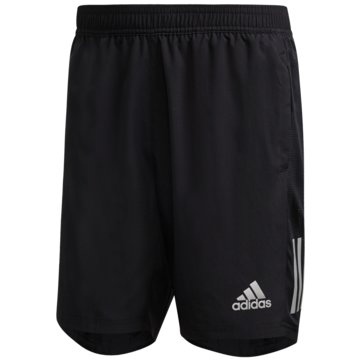 adidas LaufshortsOWN THE RUN SHORTS - FS9807 schwarz