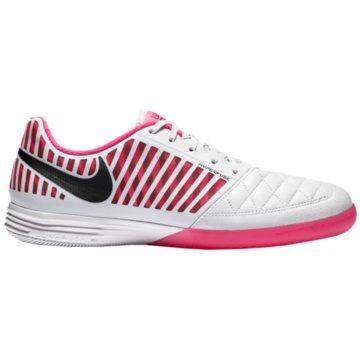 Nike Hallen-SohleNike Lunar Gato II IC Indoor/Court Soccer Shoe - 580456-006 weiß