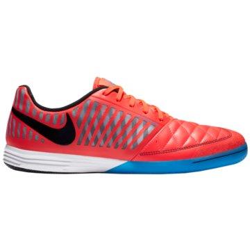 Nike Hallen-SohleNike Lunar Gato II IC Indoor/Court Soccer Shoe - 580456-604 orange