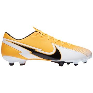 Nike Nocken-SohleMERCURIAL VAPOR 13 ACADEMY MG - AT5269-801 orange