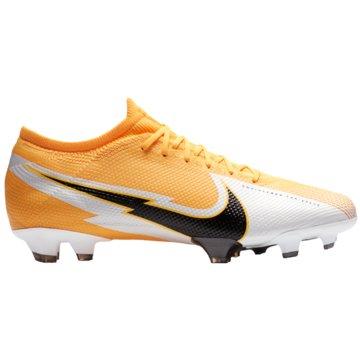 Nike Nocken-SohleMERCURIAL VAPOR 13 PRO FG - AT7901-801 orange