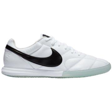 Nike Hallen-SohleNike Premier II Sala (IC) Indoor/Court Soccer Shoe - AV3153-101 weiß