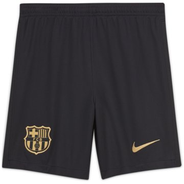 Nike Fan-HosenFC Barcelona 2020/21 Stadium Home/Away Big Kids' Soccer Shorts - CD4558-010 -