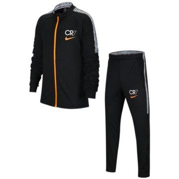 Nike TrainingsanzügeNike Dri-FIT CR7 Big Kid's Knit Soccer Tracksuit - CV3076-010 -