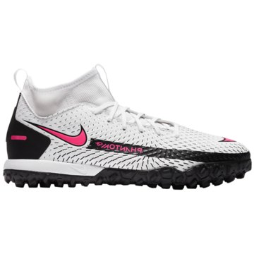 Nike Multinocken-SohleJR PHANTOM GT ACADEMY DF TF - CW6695-160 weiß