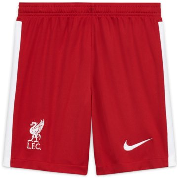 Nike Fan-HosenLiverpool FC 2020/21 Stadium Home/Away Big Kids' Soccer Shorts - CZ2649-687 -