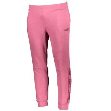 Puma TrainingshosenBVB FTBLCULTURE TRACK PANT - 759897 pink