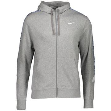 Nike SweatjackenNike Sportswear Men's Full-Zip Hoodie - CZ7826-063 grau