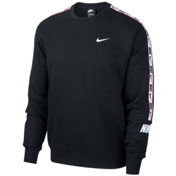 Nike SweatshirtsNike Sportswear Men's French Terry Crew - CZ7828-010 schwarz