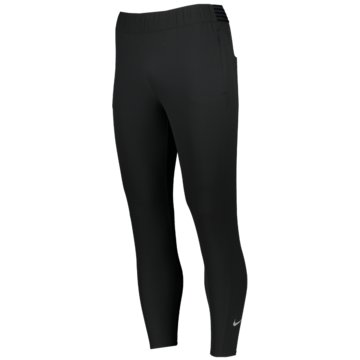 Nike TrainingshosenW NK ESSNTL PANT  7_8 - BV2898 schwarz