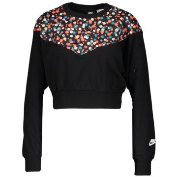 Nike SweatshirtsSportswear Heritage - CJ2469-010 schwarz