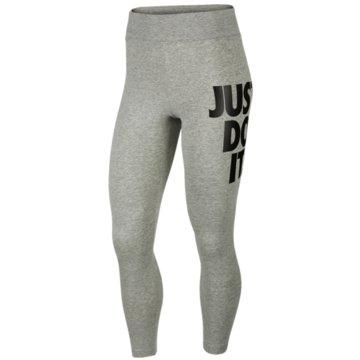 Nike TightsSPORTSWEAR LEG-A-SEE JDI - CJ2657-063 grau