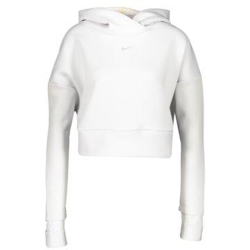 Nike HoodiesNike Pro - CJ3591-028 weiß