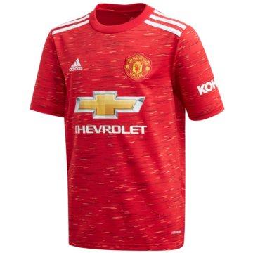 adidas FußballtrikotsMUFC H JSY Y - FM4292 -