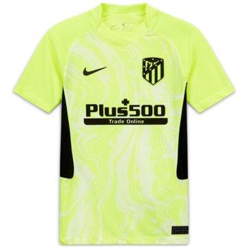 Nike Fan-TrikotsAtlético de Madrid 2020/2021 Stadium Third Big Kids' Soccer Jersey - CK7877-703 -