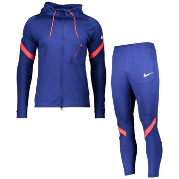 Nike TrainingsanzügeNike Dri-FIT Strike Men's Knit Soccer Tracksuit - CT3122-455 -