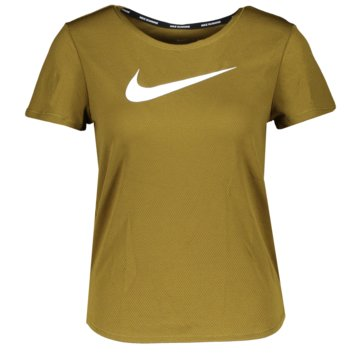 Nike LangarmshirtNike Swoosh Run Women's Short-Sleeve Running Top - CU3237-368 -