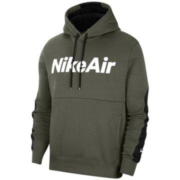 Nike HoodiesAIR - CU4139-380 -