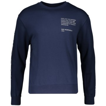 Nike SweatshirtsSPORTSWEAR SWOOSH - DC2577-410 -