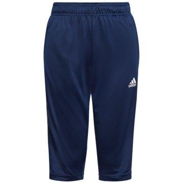 adidas 3/4 SporthosenTIRO 21 3/4-HOSE - GK9664 blau