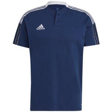 adidas PoloshirtsTIRO 21 POLOSHIRT - GH4462 blau