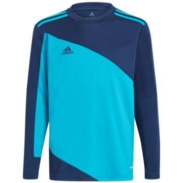 adidas FußballtrikotsSQUADRA 21 TORWARTTRIKOT - GN6947 blau