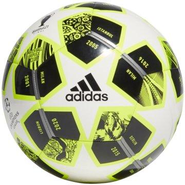 adidas FußbälleFINALE 21 20TH ANNIVERSARY UCL CLUB BALL - GK3472 gold