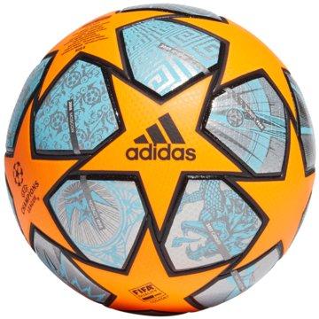 adidas FußbälleFINALE 21 20TH ANNIVERSARY UCL PRO WINTER BALL - GK3475 orange