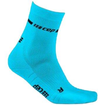 Medi Hohe Socken NEON MID-CUT SOCKS, NEON YELLOW - WP3CG blau