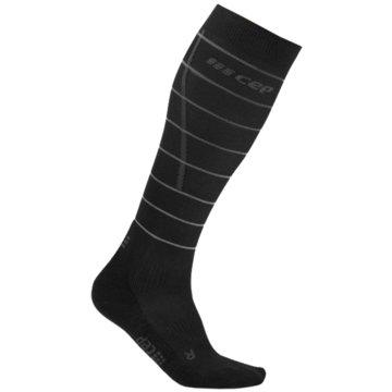 CEP KniestrümpfeReflective Compression Socks schwarz