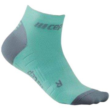 CEP Hohe Socken LOW CUT SOCKS 3.0, BLUE/GREY, W - WP4AX blau