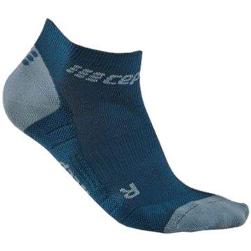 CEP Hohe SockenCompression Low Cut Socks 3.0 blau