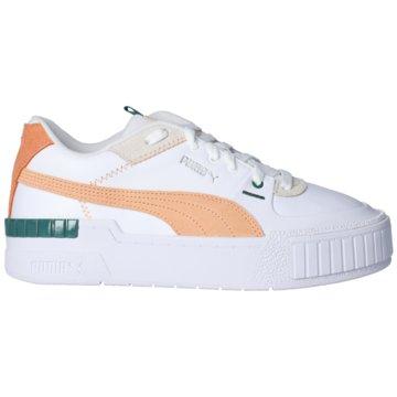 Puma Sneaker LowCALI SPORT MIX WN S - 371202 weiß
